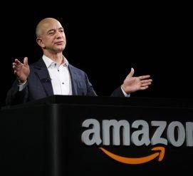 Глава Amazon Джефф Безос стал самым богатым человеком в мире