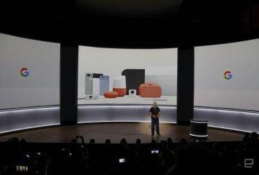 Ноутбук-планшет, наушники-переводчик и мини-камера: Google представил новую линейку гаджетов