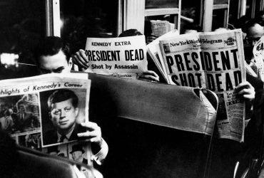 Белый дом разрешил рассекретить документы об убийстве Джона Кеннеди