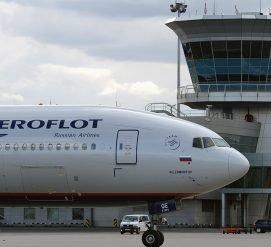 Пассажир устроил драку на рейсе Москва – Нью-Йорк