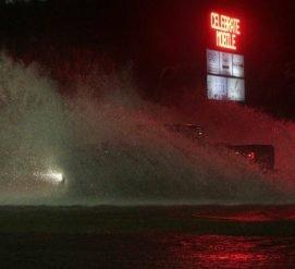 Ураган «Нейт» обрушился на США