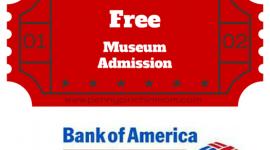 Бесплатный вход во все музеи с картой Bank of America