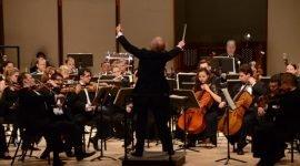 Грандиозное начало сезона симфонического оркестра
