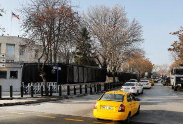 США приостановили выдачу неиммиграционных виз в Турции