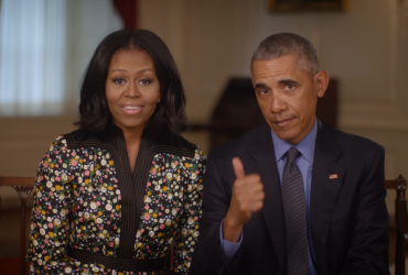 Как Обама бросил курить из-за страха перед женой