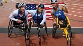 Бесплатный паралимпийский марафон для всех желающих