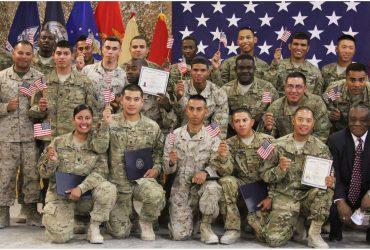 Пентагон объявил о дополнительных проверках для иностранных солдат