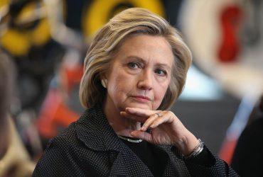 Штаб Клинтон оплачивал составление компрометирующего досье на Трампа
