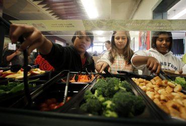 В нью-йоркских школах вводятся «понедельники без мяса»