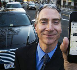 Водители Uber будут брать плату за дорогу до клиента