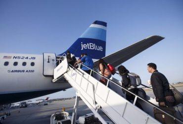 JetBlue запустили флеш-распродажу: билеты по США всего за $39