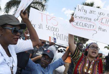 Белый дом лишит 60 000 жителей Гаити временного статуса беженца