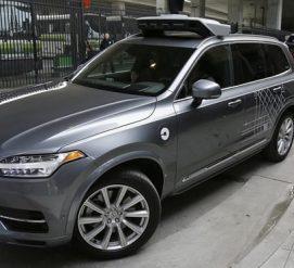 Uber планирует купить 24 000 беспилотных автомобилей у Volvo