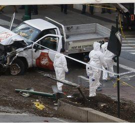Нью-йоркский террорист оставил присягу Исламскому государству. Из-за него Трамп хочет отменить лотерею