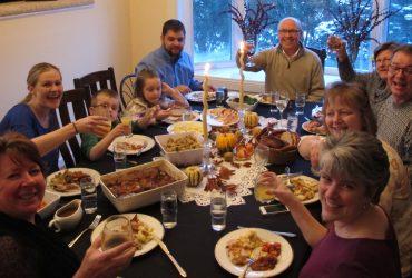 Ужин на День благодарения в 2017 году обойдется рекордно дешево