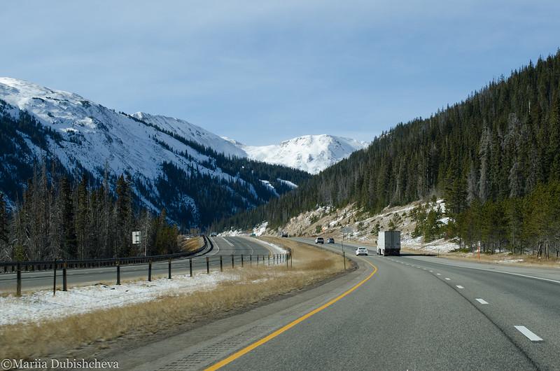 Поездка в штат Колорадо. Часть 1: Боулдер, Денвер, Скалистые горы