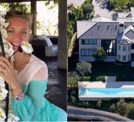 Украинка купила дом Ким Кардашьян и Канье Уэста за $17.5 миллионов