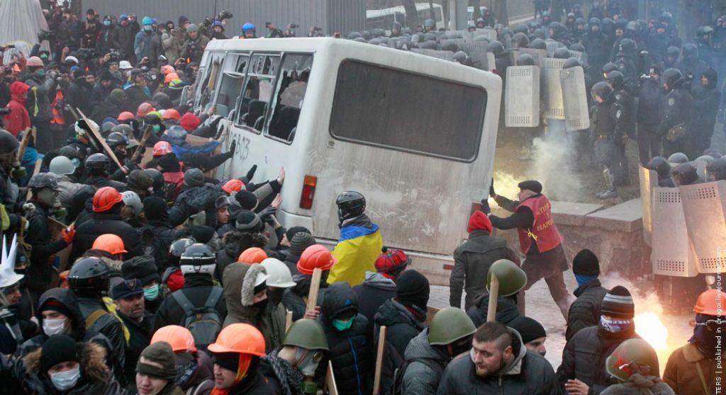 Экспертное заключение в поддержку кейсов на политическое убежище граждан Украины