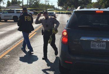 Массовое убийство в церкви в Техасе: погибло не менее 20 человек