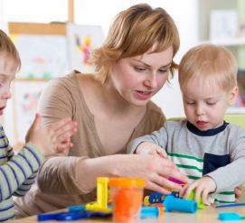 Как специалист по работе с отсталыми детьми осваивает разговорную речь