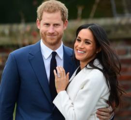 ФОТО: Принц Гарри обручился со звездой сериала Suits Меган Маркл