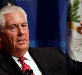 Тиллерсон отказался сотрудничать с Россией без решения украинского вопроса
