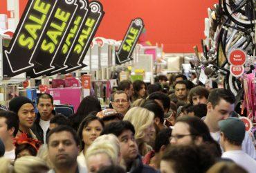 Магазины ждут небывалой прибыли в Черную пятницу-2017