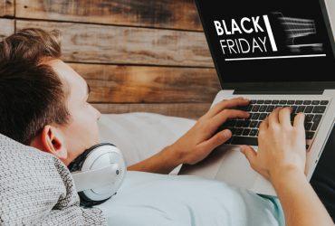 Американцы потратили $5 миллиардов на онлайн-покупки в Черную пятницу
