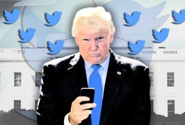 Сотрудник Twitter заблокировал аккаунт Трампа в последний день на работе
