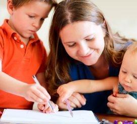 Как няня учит английский по ночам по скайпу ради детей
