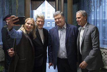 Линч в Украине: сюрреалистическая поездка режиссера «Твин Пикса» в Киев (фото)