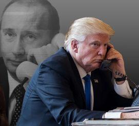 Путин созвонился с Трампом сразу после визита Башара Асада