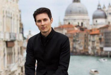 Дуров выложил фото без штанов, чтобы отвлечь пользователей от Telegram