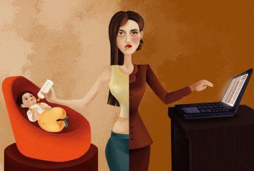 Как совместить семью и работу: советы психолога