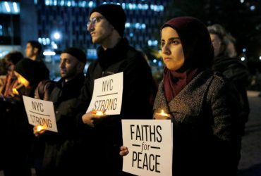 Мусульмане из Узбекистана боятся ненависти после теракта в Нью-Йорке