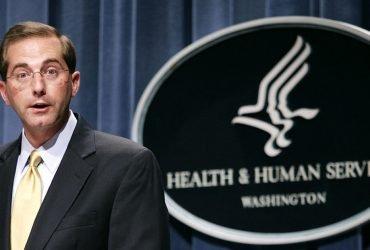 Трамп назначил секретарем здравоохранения неоднозначного руководителя фармацевтической компании