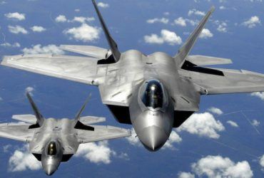 Американские истребители перехватили российские штурмовики в Сирии