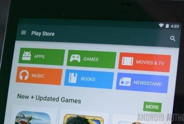 Google назвала самые популярные приложения, фильмы и игры