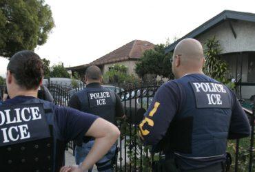 Нелегальные пересечения границы США достигли 45-летнего минимума