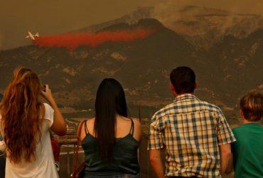 Пожары в Калифорнии утихли. Но это ненадолго