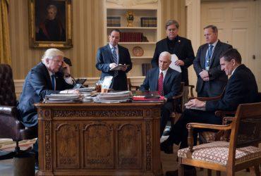Администрация Трампа установила рекорд по текучести кадров