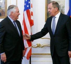 Тиллерсон и Лавров не смогли договориться из-за Украины
