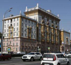 Посольство США отвергло обвинения во вмешательстве в российские выборы