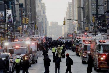 Что известно о террористической атаке в Нью-Йорке