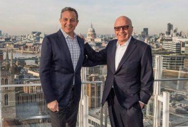 Disney купил 21st Century Fox за $52 миллиарда. Это предсказали в «Симпсонах»