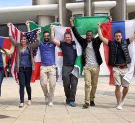 Иностранных студентов в США стало вдвое больше