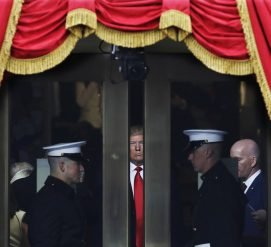 Самые важные фотографии 2017 года для жителей США