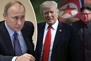 Россия хочет стать посредником между США и Северной Кореей