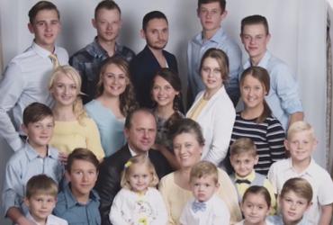 Как украинская семья с 15 детьми попала в США
