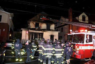 Мать с тремя детьми погибла из-за пожара в Бруклине